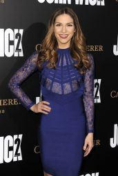 Allison Holker – 'John Wick: Chapter 2' Premiere in Los Angeles 1/30/ 2017