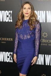 Allison Holker – 'John Wick: Chapter 2' Premiere in Los Angeles 1/30/ 2017