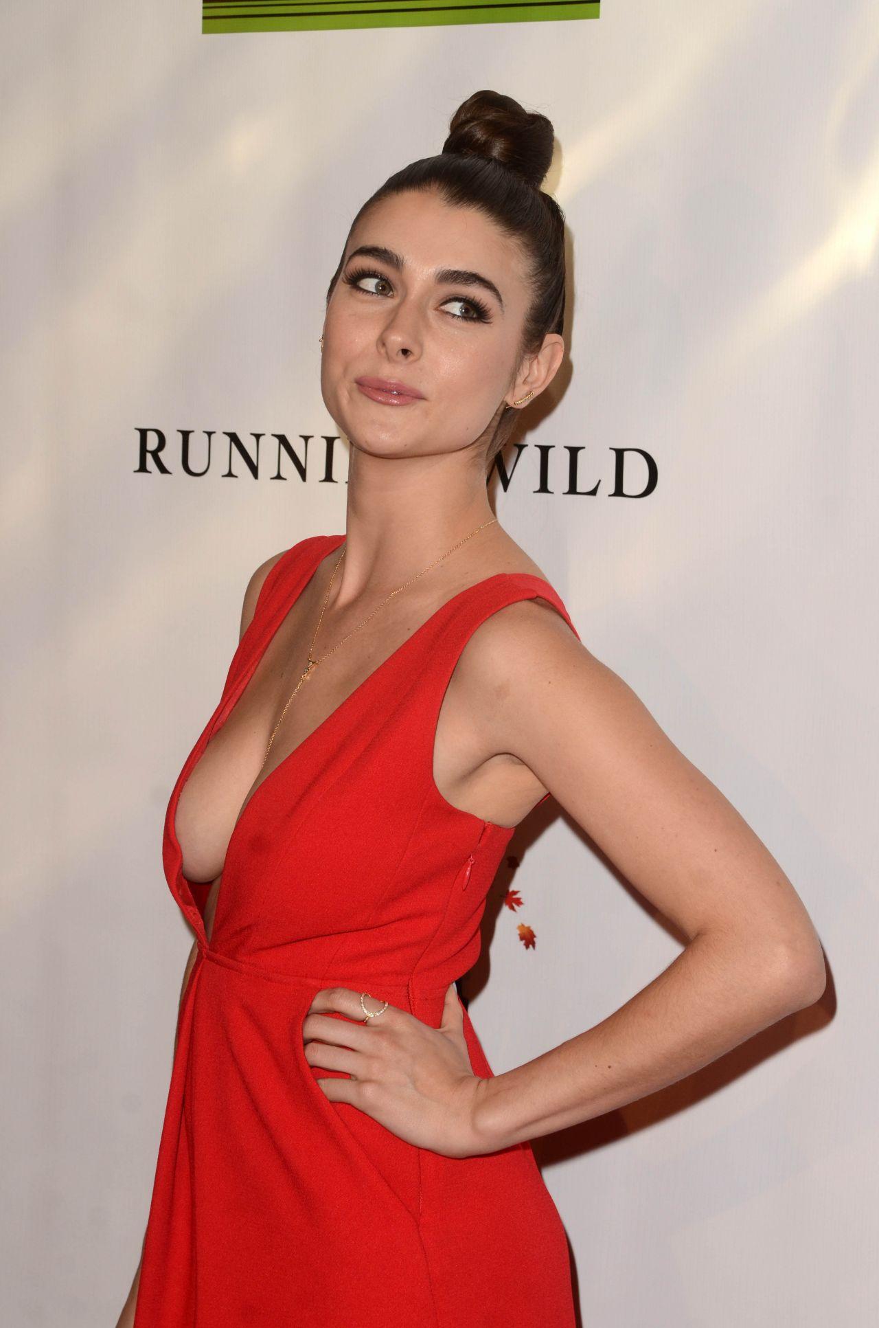 Allison Paige - Sony Picturess Running Wild Premiere in