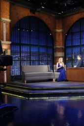 Allison Williams Appeared on Late Night With Seth Meyers 2/23/ 2017