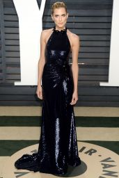 Allison Williams at Vanity Fair Oscar 2017 Party in Los Angeles