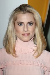 Allison Williams - GET OUT Special Screening in NYC 2/20/ 2017