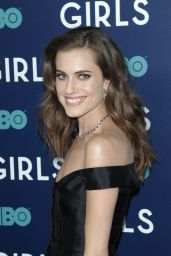 Allison Williams – 'Girls' Premiere in NYC 2/2/ 2017