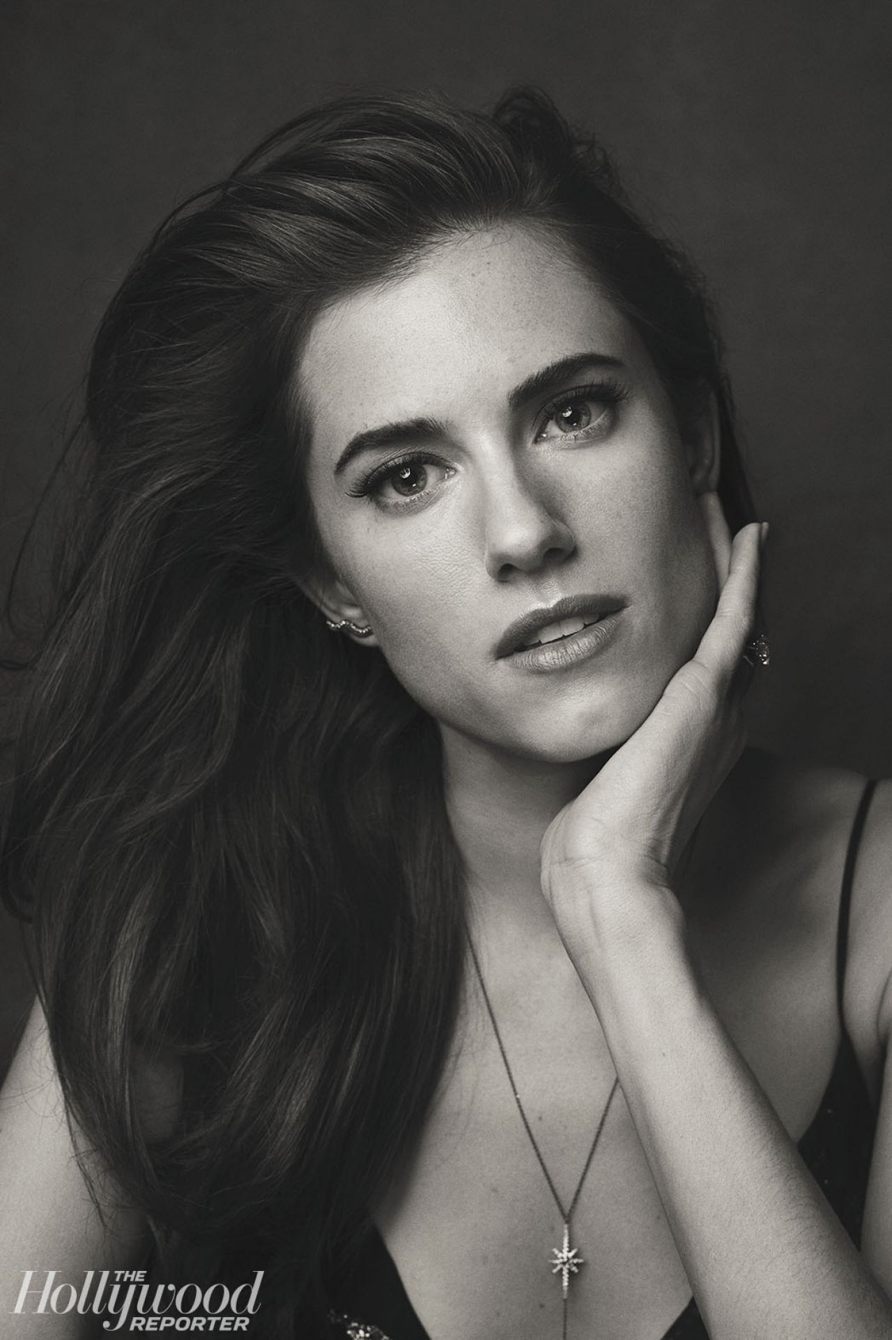 Allison Williams Photoshoot For The Hollywood Reporter