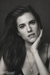 Allison Williams - Photoshoot for The Hollywood Reporter February 2017