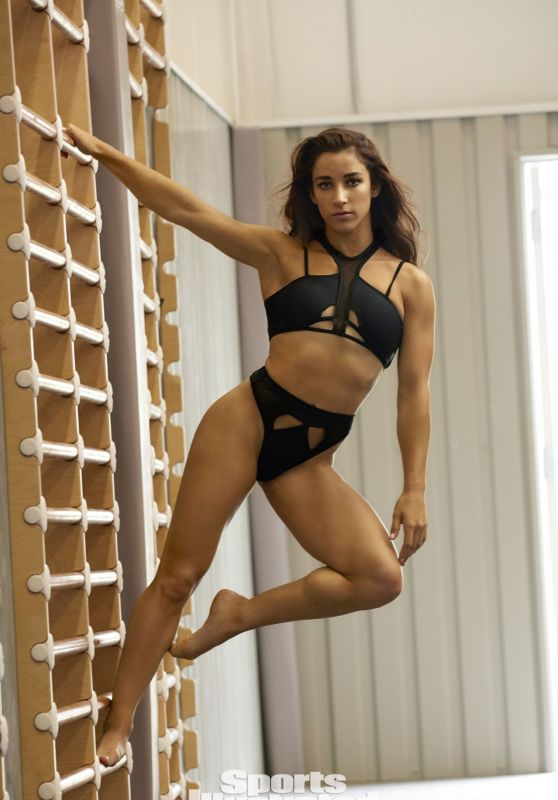 Aly Raisman Bikini Photos – 2017 Sports Illustrated Swimsuit Issue