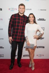Aly Raisman – VIBES By SI Swimsuit Launch Festival in Houston 2/18/ 2017 – Day 2