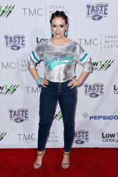 Alyssa Milano - Taste Of The NFL