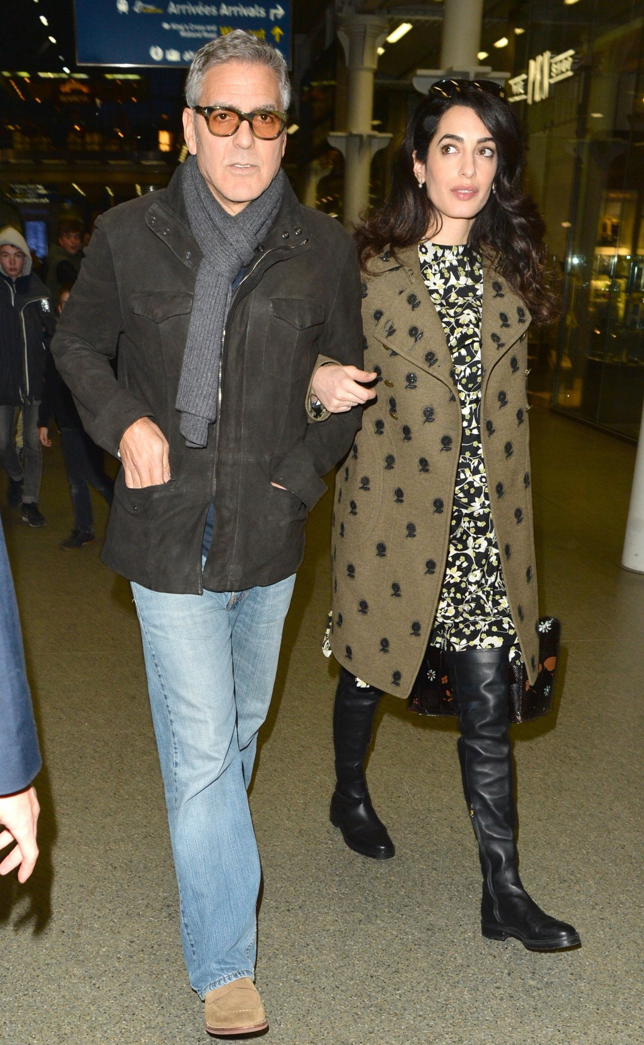 clooney and amal