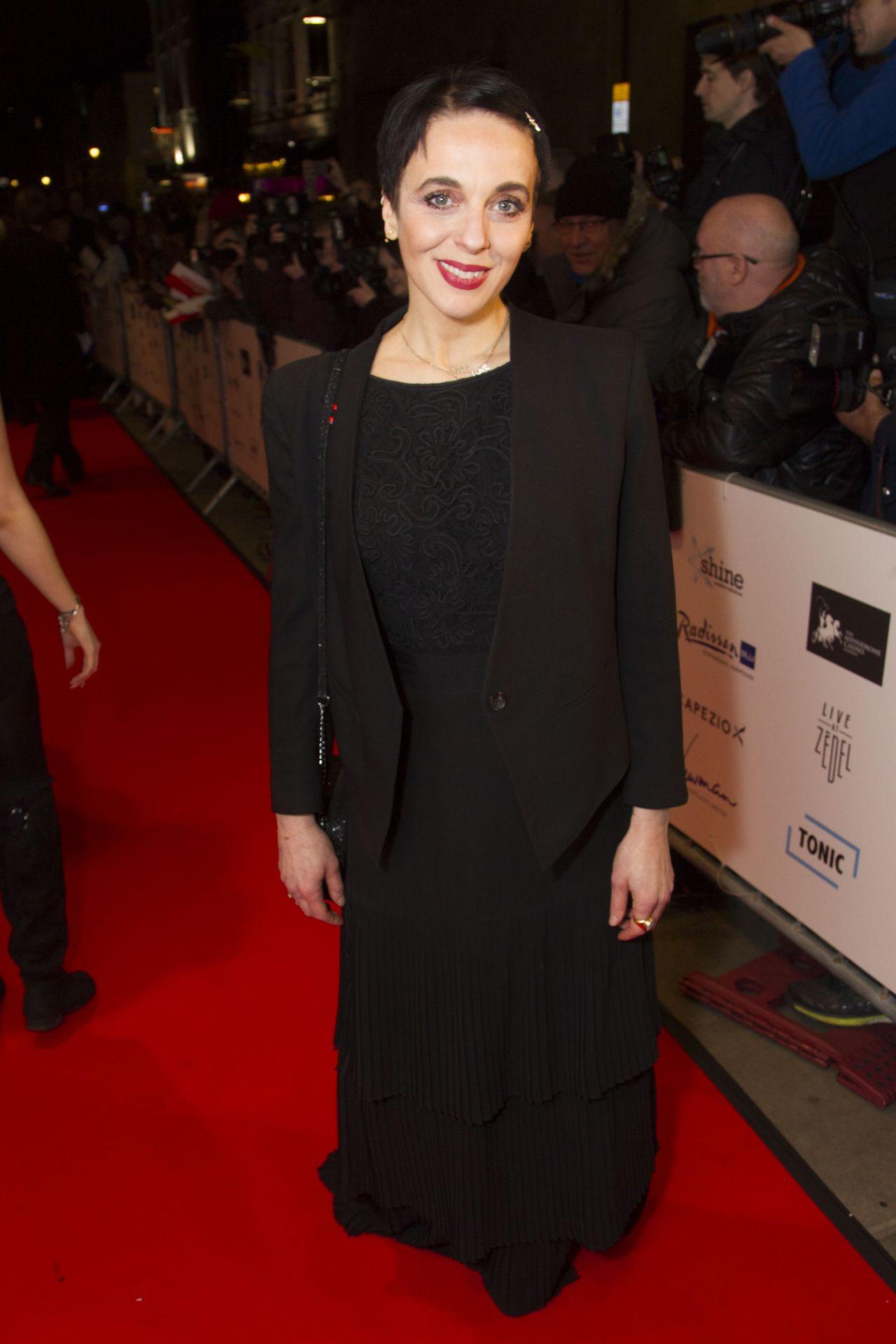 Amanda Abbington 17th Annual Whatsonstage Awards In
