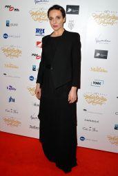 Amanda Abbington – 17th Annual WhatsOnStage Awards in London 2/19/ 2017