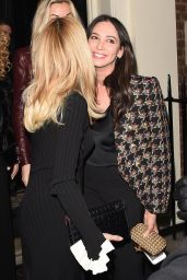 Amanda Holden & Lauren Silverman - Night Out in London 2/7/ 2017