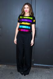 Amanda Peet - Marc Jacobs Show, New York Fashion Week 2/16/ 2017