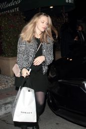 Amanda Seyfried at Madeo Restaurant in Los Angeles 2/4/ 2017