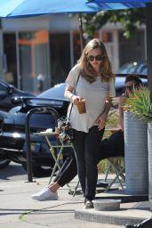 Amanda Seyfried - Out in LA 2/9/ 2017