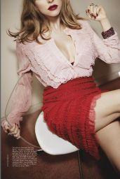 Amanda Seyfried - Vogue Magazine Australia February 2017