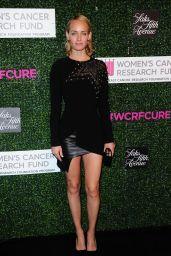 Amber Valletta – Women's Cancer Research Fund Hosts 'An Unforgettable Evening' in LA 2/16/ 2017