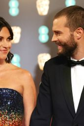 Amelia Warner at BAFTA Awards in London, UK 2/12/ 2017