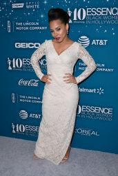 Amirah Vann – Essence Black Women in Hollywood Awards in Los Angeles 2/23/ 2017