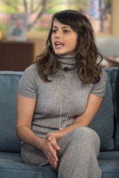 Amrita Acharia  - This Morning TV Show in London, UK 2/17/ 2017