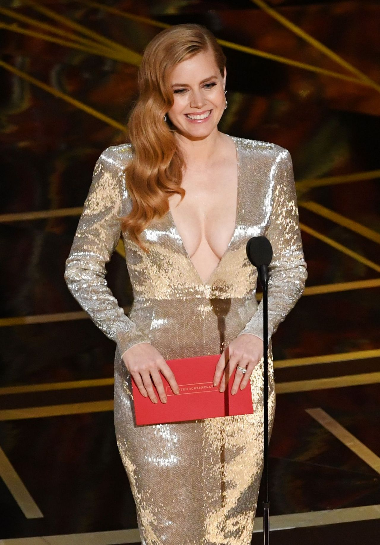Amy Adams 89th Annual Academy Awards In Hollywood 2 26 2017