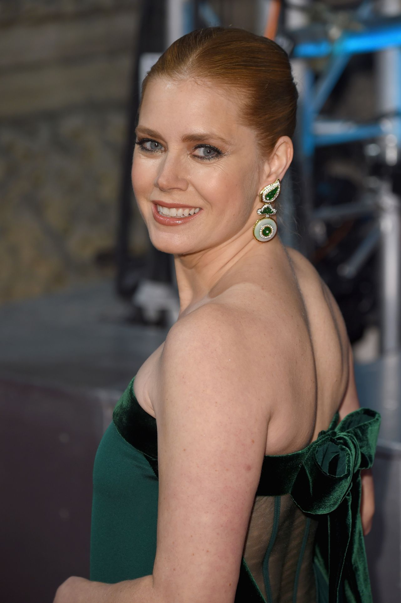 Amy Adams at BAFTA Awards in London, UK 2/12/ 2017 Amy Adams