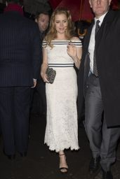 Amy Adams at Chanel BAFTA Party at Annabel