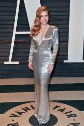 Amy Adams at Vanity Fair Oscar 2017 Party in Los Angeles