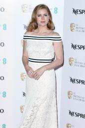 Amy Adams – BAFTA Nespresso Nominees' Party, London, UK 2/11/ 2017