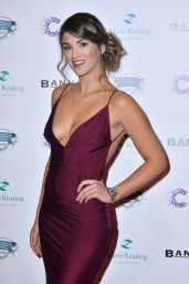 Amy Willerton - Emeralds and Ivy Ball in London, UK 2/25/ 2017
