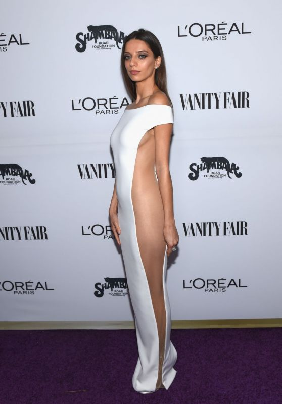 Angela Sarafyan - Vanity Fair and L'Oreal Paris Toast to Young Hollywood 2/21/ 2017