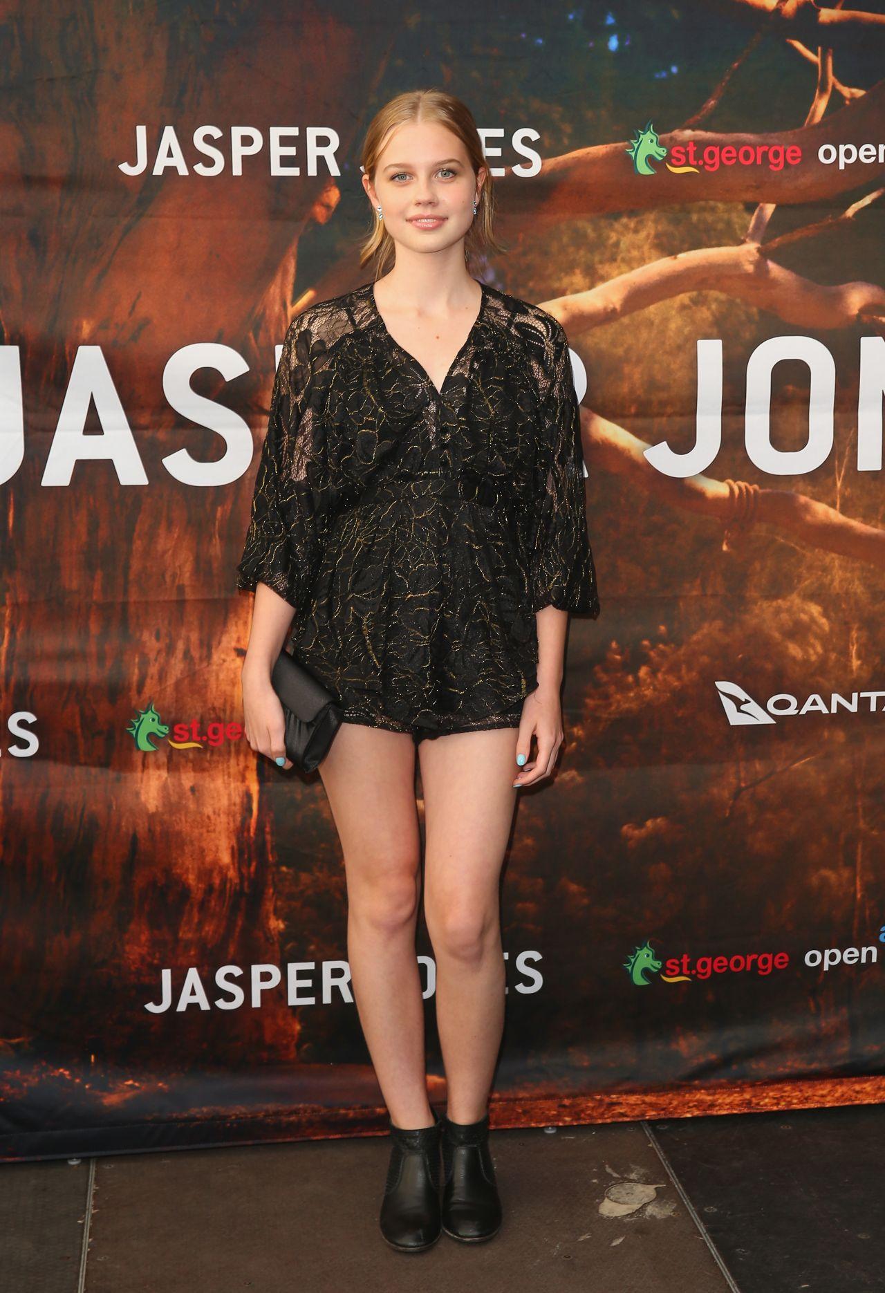 Angourie Rice Jasper Jones Premiere In Sydney 2 19 2017