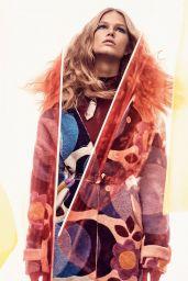 Anna Ewers - Vogue Magazine UK March 2017 Issue