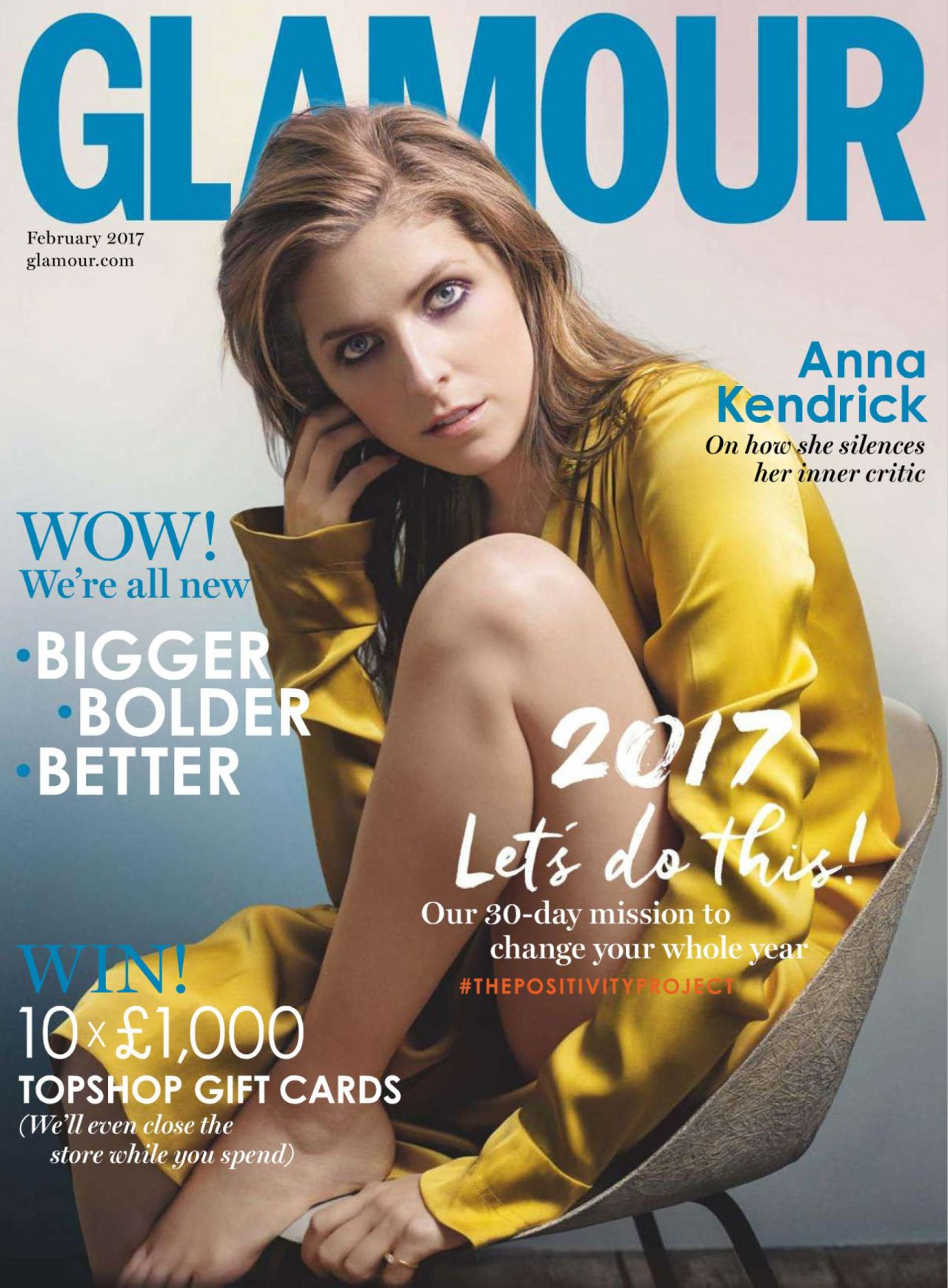 Glamour UK: Kristen Stewart Says Breaking Dawn Original