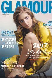 Anna Kendrick - Glamour UK Magazine February 2017 Issue and Photos