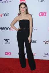 Anna Trebunskaya – OK! Magazine's Pre-Oscar Party in Los Angeles 2/22/ 2017