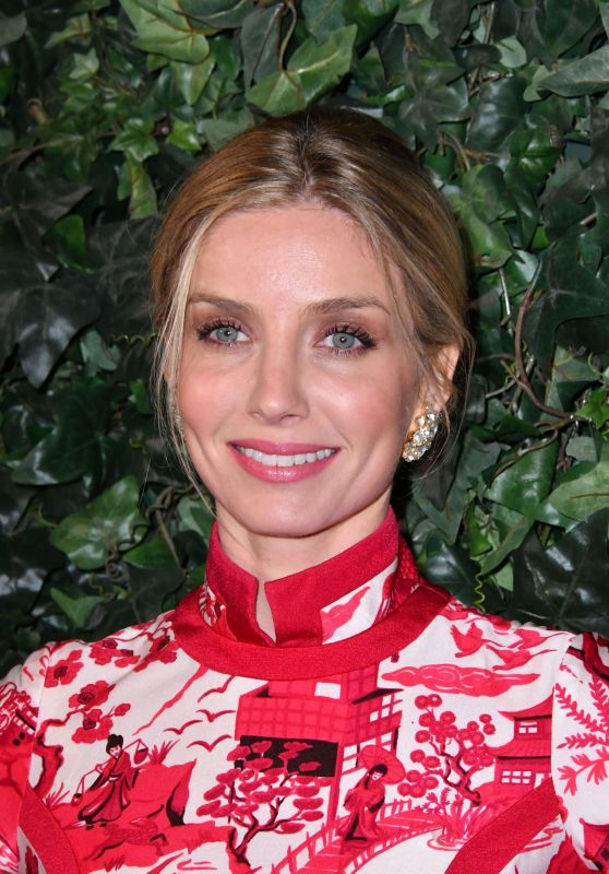 Annabelle Wallis – BAFTA Nespresso Nominees' Party, London, UK 2/11/ 2017