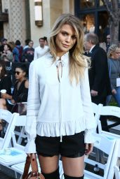 AnnaLynne McCord - Rebecca Minkoff Fashion Show in Los Angeles 2/4/ 2017