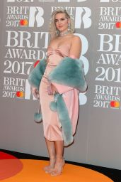 Anne-Marie – The Brit Awards at O2 Arena in London 2/22/ 2017