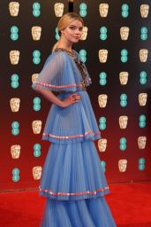 Anya Taylor-Joy at BAFTA Awards in London, UK 2/12/ 2017