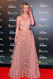 Anya Taylor-Joy - BAFTA Gala Dinner in London, UK 2/9/ 2017