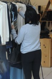 Ariel Winter Booty in Tights - Shopping in West Hollywood 2/21/ 2017