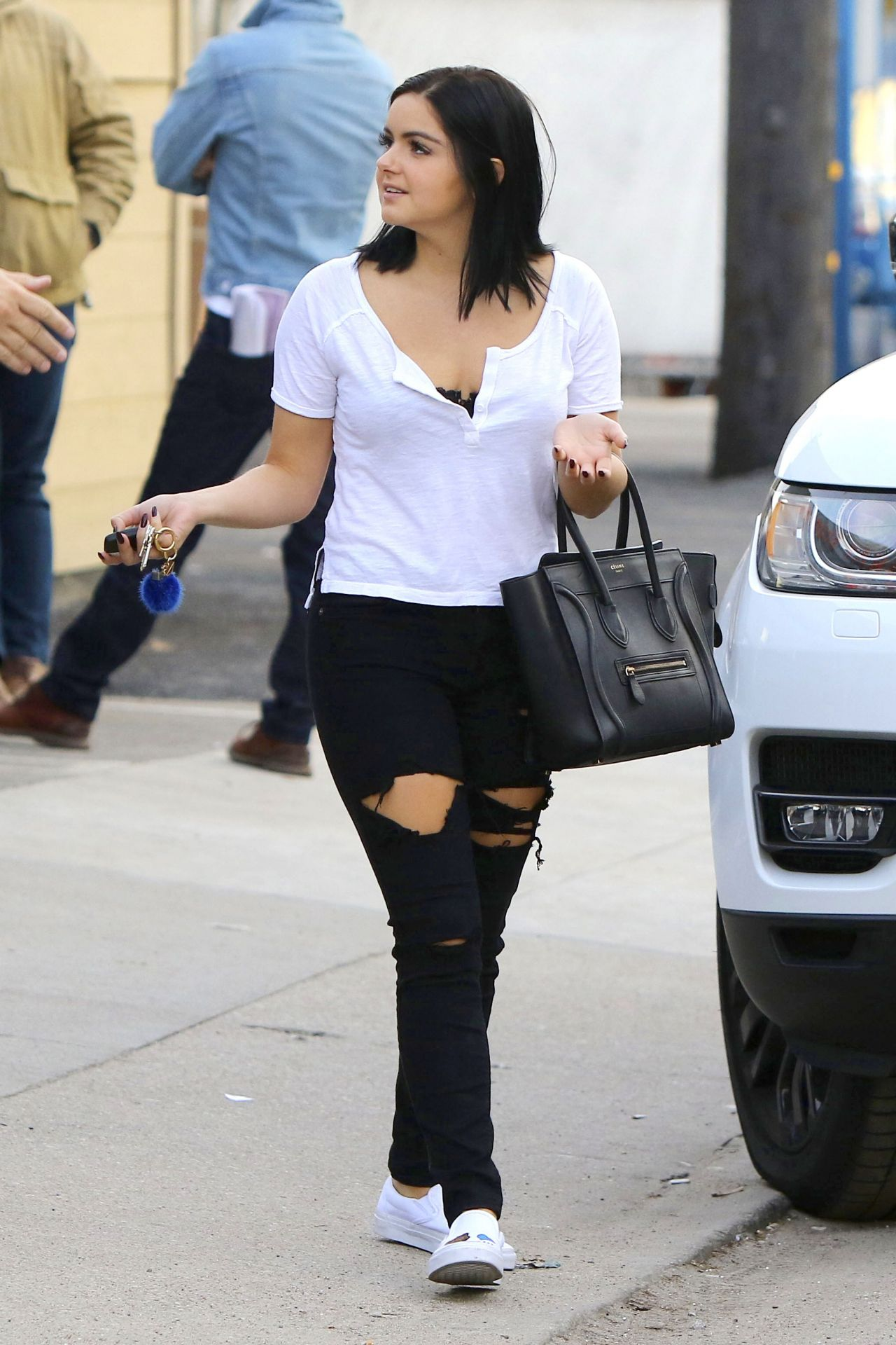 Ariel Winter Casual Style Hollywood 2 1 2017