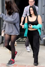 Ariel Winter - Out & About in West Hollywood 2/16/ 2017