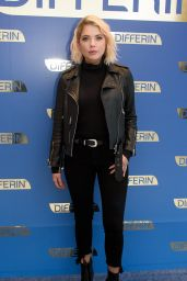 Ashley Benson - Celebrates Launch of Differin Gel in NYC 2/1/ 2017
