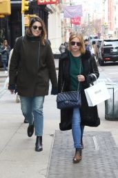 Ashley Benson Shopping in New York City 2/15/ 2017