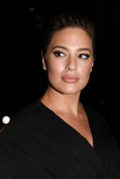 Ashley Graham – Prabal Gurung Fashion Show in New York 2/12/ 2017