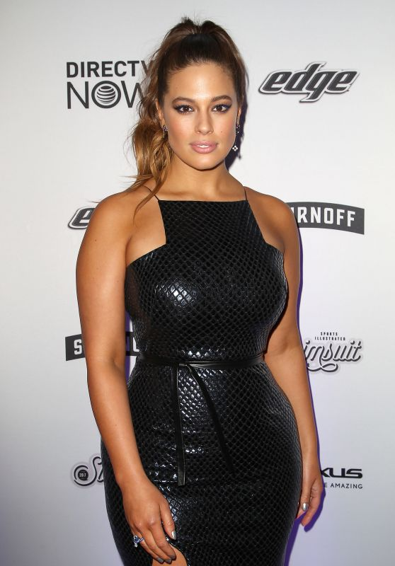 Ashley Graham – SI Swimsuit Edition Launch Event in New York City 2/16/ 2017