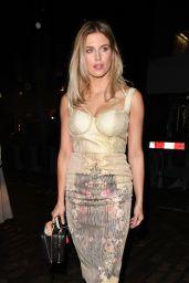 Ashley James – InStyle EE Awards in London, UK 02/01/ 2017