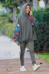 Ashley Tisdale - Joans on Third Cafe in Studio City 2/20/ 2017